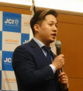 あきる野青年会議所メンバーインタビュー [木下雄斗君]